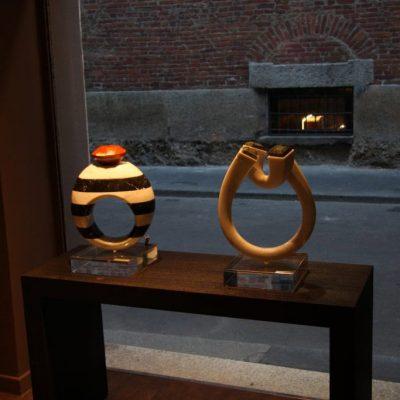 claudia hamers mosti art sculptures laboratorio lavorazione marmo massa carrara alessandro mosti