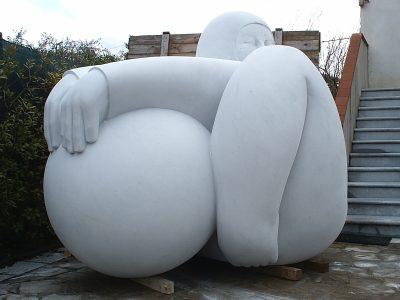 jimenez deredia scultura marmo