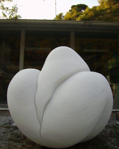 scultura marmo massa carrara