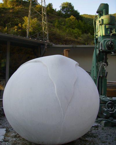 mosti art sculptures laboratorio lavorazione marmo massa carrara