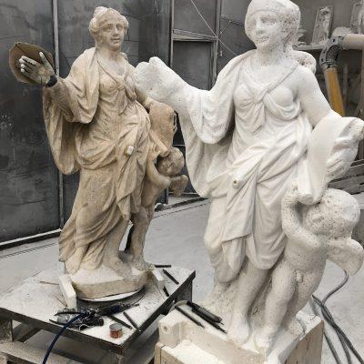 restauro duomo milano opere d'arte monumenti