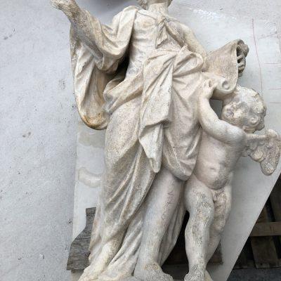 restauro duomo milano mosti art sculptures laboratorio lavorazione marmo massa carrara alessandro mosti