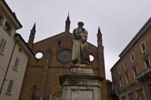 restauro statua marmo